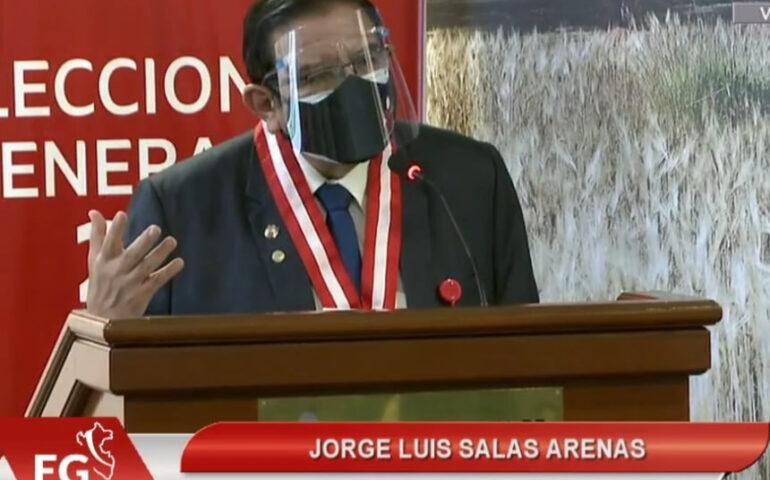 El JNE convocó este miércoles a Perú Libre y Fuerza Popular a una nueva reunión en la que se pueda definir los debates electorales (Foto: JNE).