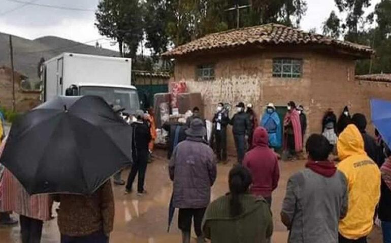 Un total de 90 distritos se encuentran en riesgo de sufrir emergencias por lluvias (Foto: COEN).
