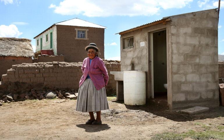 Pobreza monetaria aumentó 9,9 % en el 2020 (Foto: MIDIS).