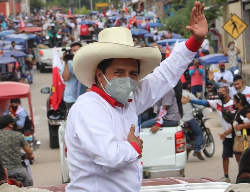 Pedro Castillo Terrones (Foto: Cuenta Facebook).