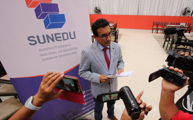Sunedu prorroga por dos años inicio de renovación de licencias a universidades (Foto: SUNEDU).
