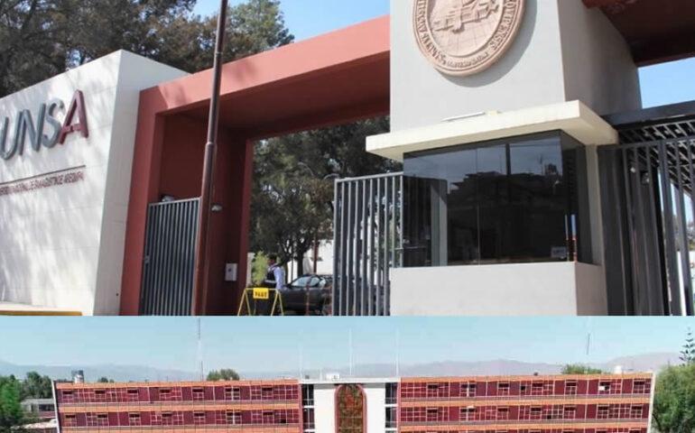 UNSA, sede del debate presidencial entre Pedro Castillo y Keiko Fujimori (Foto: UNSA).