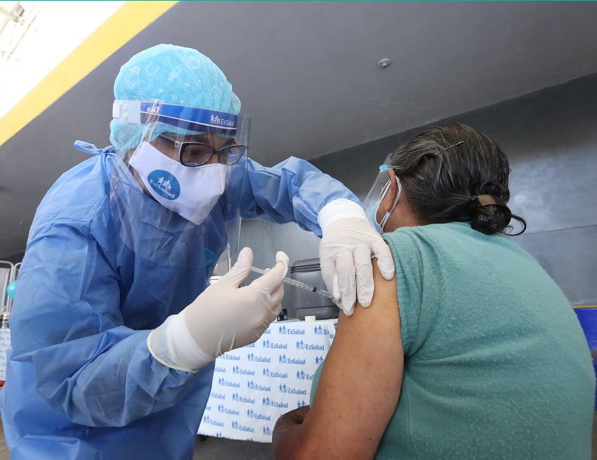 La OMS incluyó en su listado de uso de emergencia la vacuna Sinopharm contra el COVID-19 (Foto: Minsa).