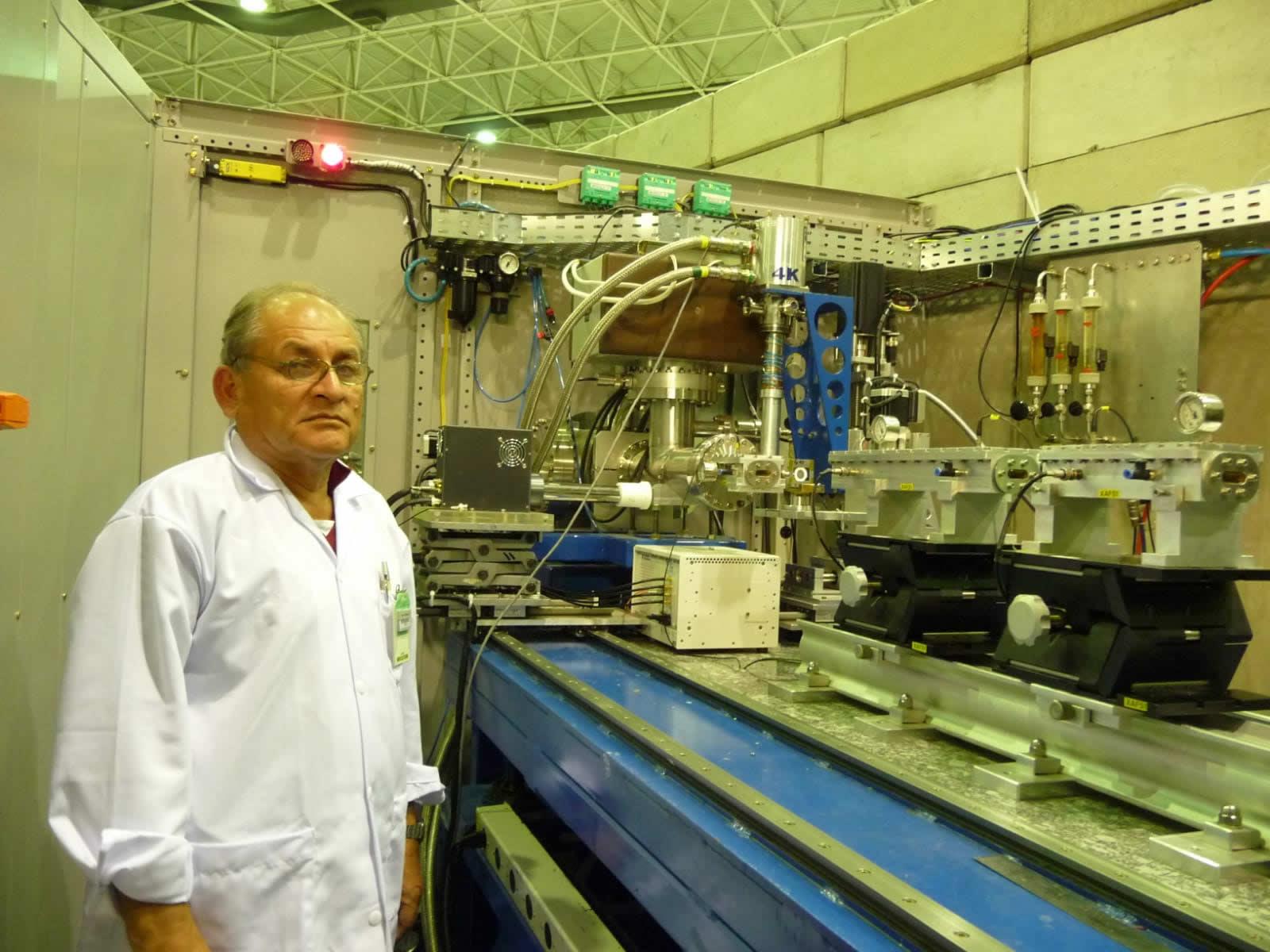 Victor Peña, candidato a recvtor en la UNMSM