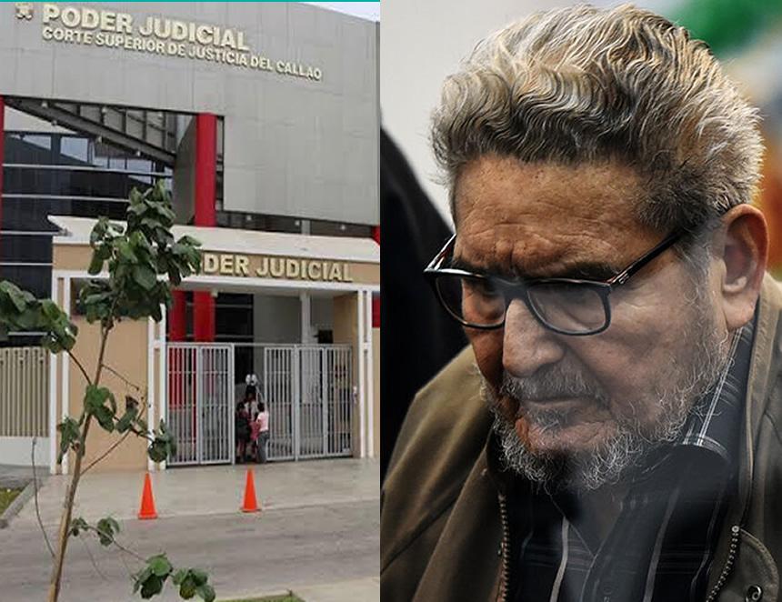 Corte del Callao resuelve sobre el caso habeas corpus presentado por la defensa de Abimael Guzmán.