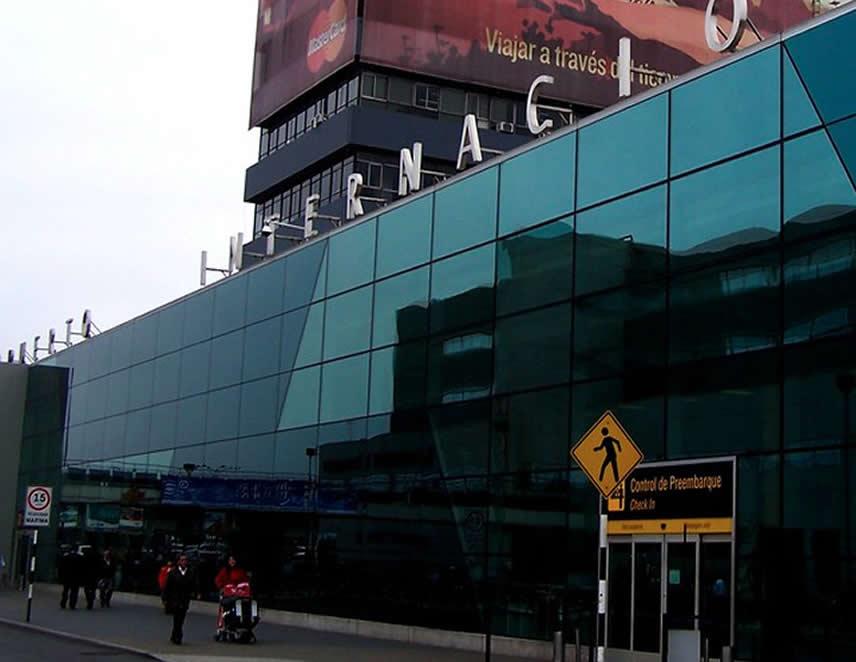 Aeropuerto Jorge Cháv(Foto; Aeropuerto Jorge Chávez).