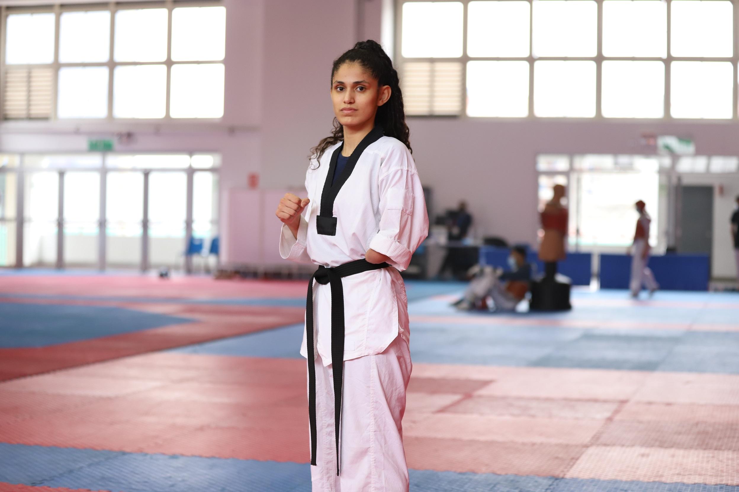 Angélica Espinoza (Foto: IPD).
