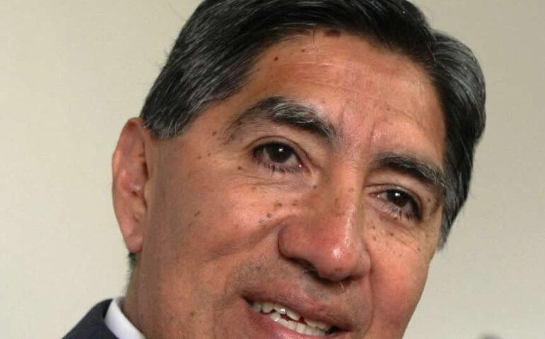 Exfiscal Avelino Guillén (agencia andina)