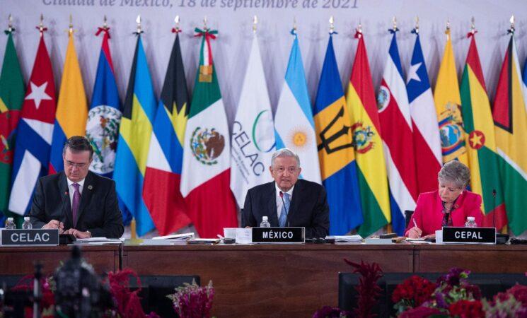 VI Cumbre de la Celac, Comunidad de Estados Latinoamericanos y Caribeños (Foto: gob.mx).