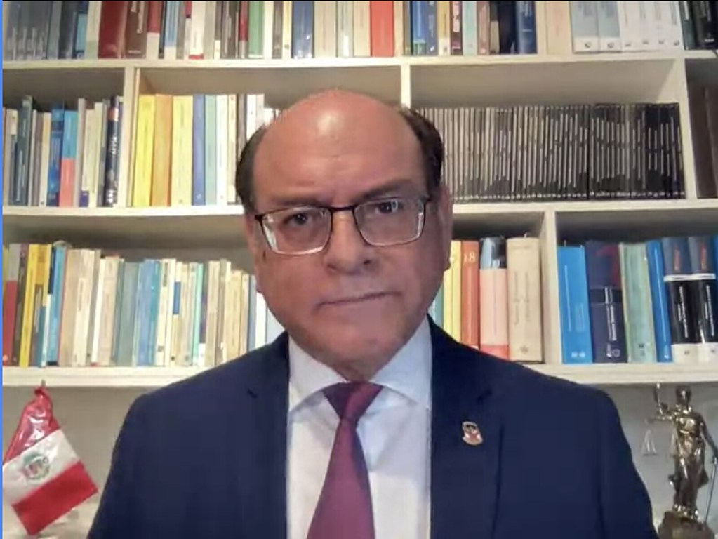 César Landa Arroyo (Foto: OEA)