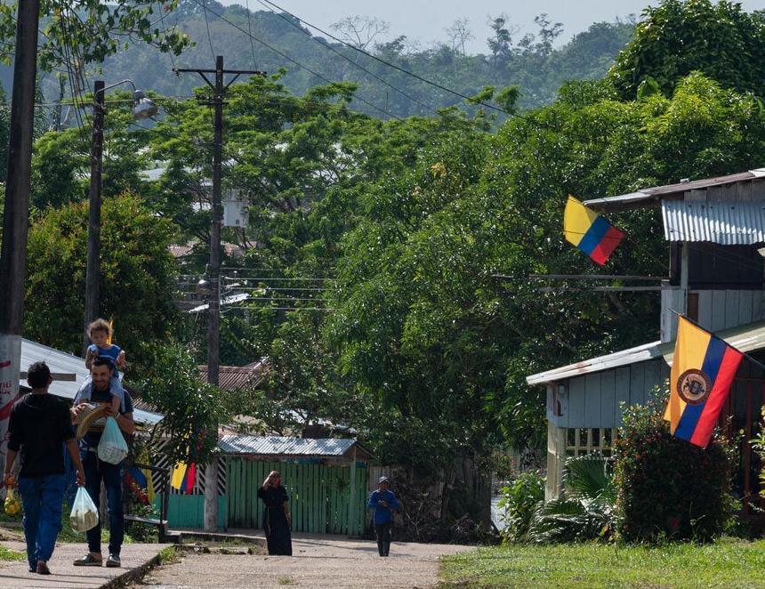Vacunación en Colombia (Foto: who.int).