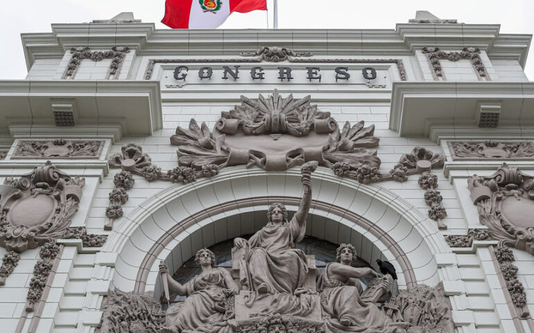 Sede del Congreso de la República (Foto: Congreso de la República).