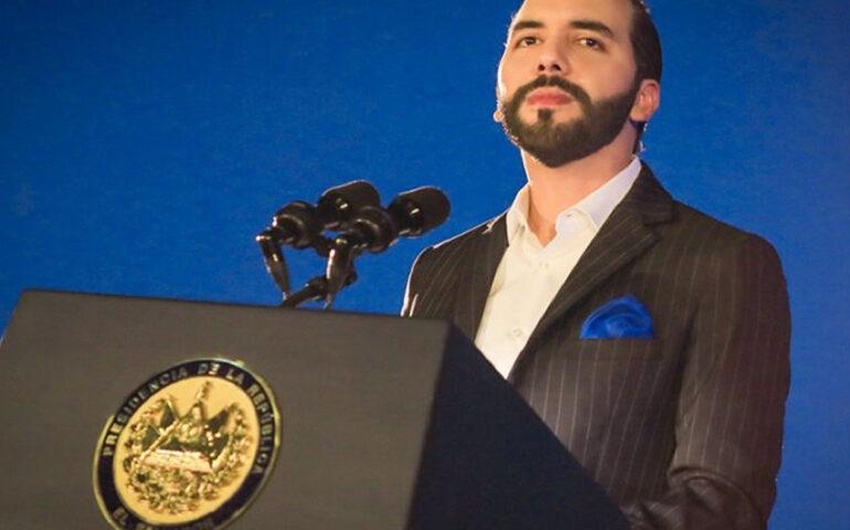 Nayib Bukele, presidente de El Salvador (Foto: Presidencia de El Salvador).