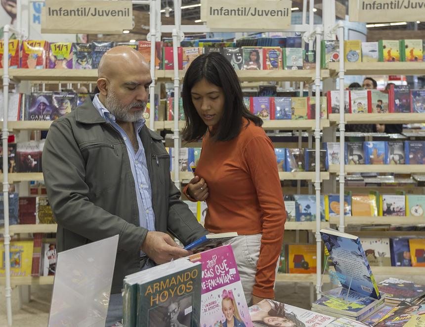 Perú confirma su participación en la 35 Feria Internacional del Libro de Guadalajara 2021 con una delegación oficial que representa a todas las regiones del país (Foto: FIL de Guadalajara)