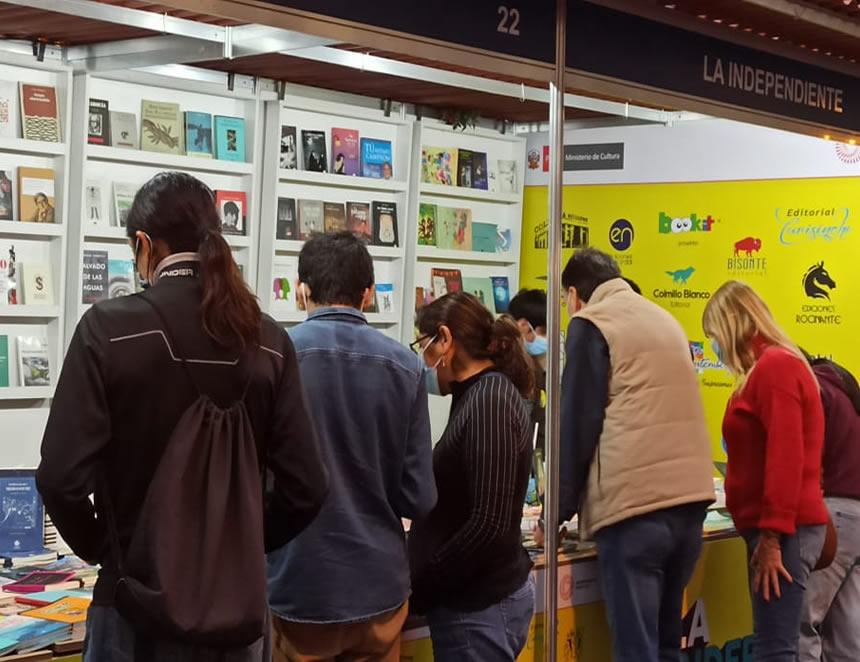 Perú amplía la delegación que participará en la 35 Feria del Libro de Guadalajara
