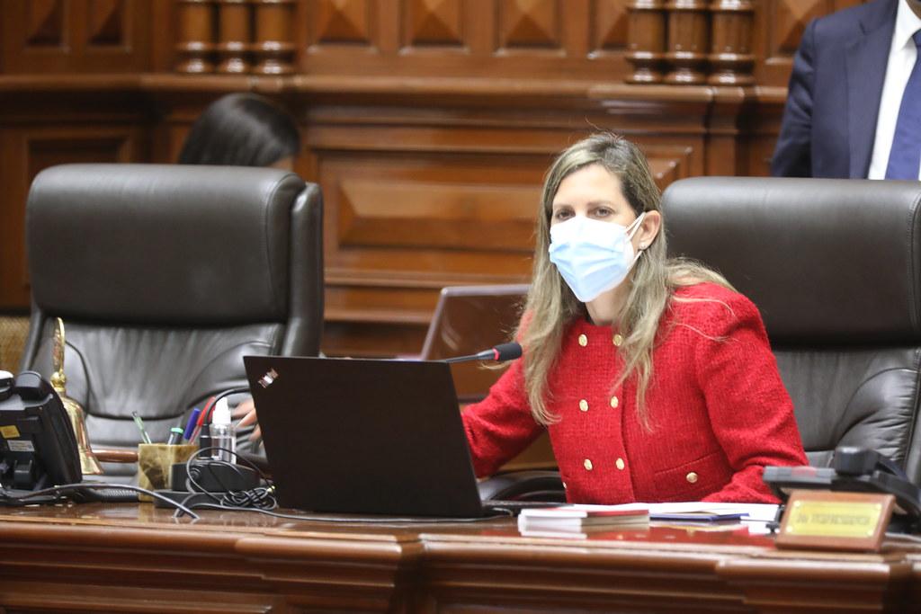 María del Carmen Alva (Foto: Congreso de la Repùblica).