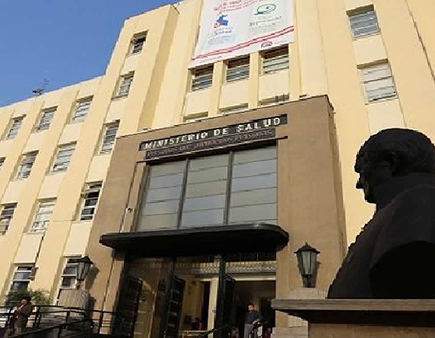 Ministerio de Salud (Foto: Minsa).