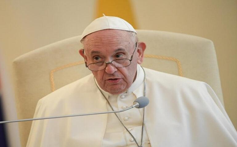 Papa Francisaco en Budapest (Foto: vatican.va).