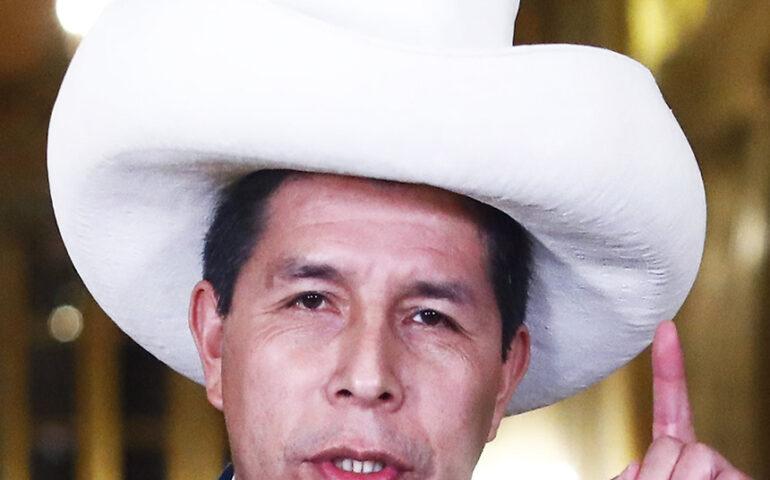 Pedro Castillo ratifica condena al terrorismo tras muerte de Guzmán (Foto: Presidencia de la República).