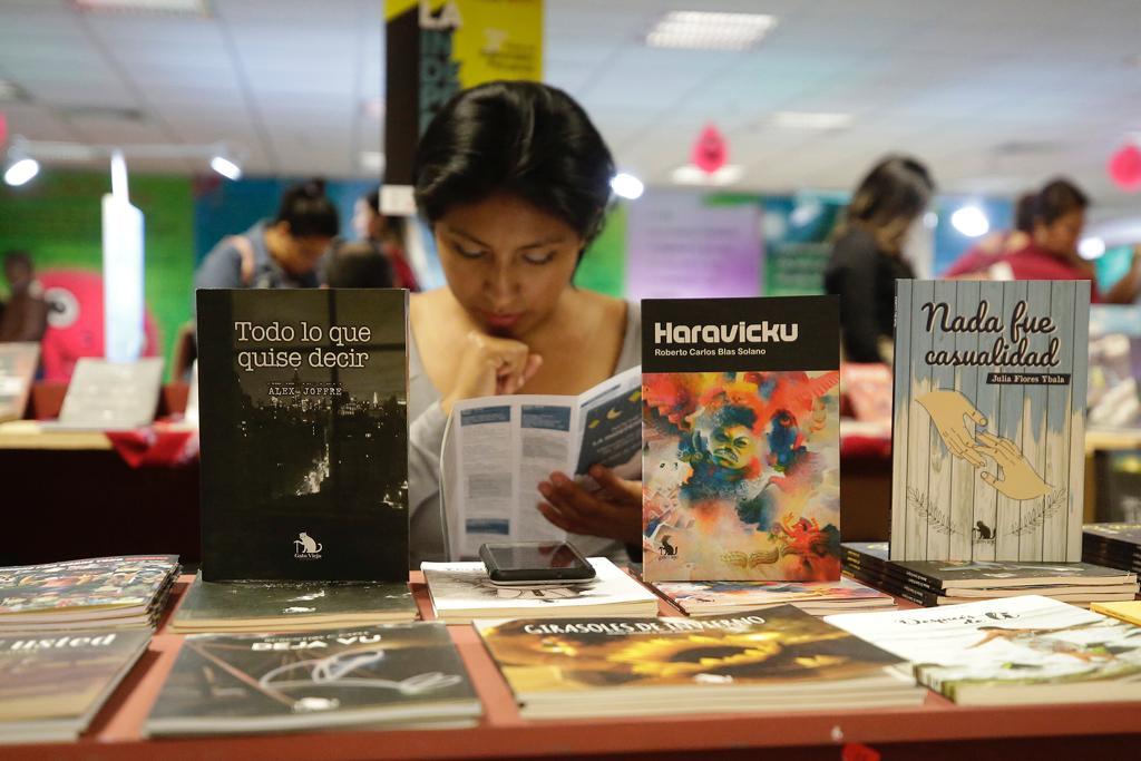 Perú amplía la delegación que participará en la 35 Feria del Libro de Guadalajara 2021 (Foto: Ministerio de Cultura)