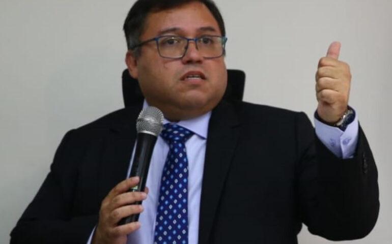 Procurador General del Estado, Daniel Soria (Foto: PGr).