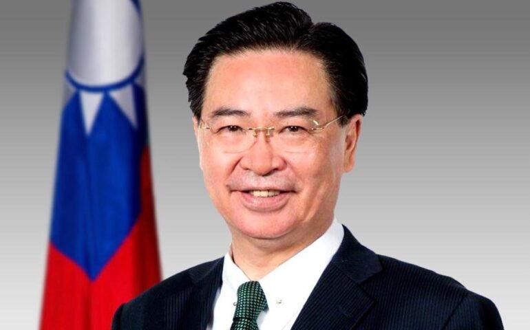Canciller de Taiwán, Jaushieh Joseph Wu