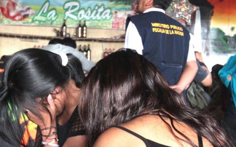 Denuncias por Trata de personas este delito aumentó en 34% (Foto: Policía Nacional del Perú).