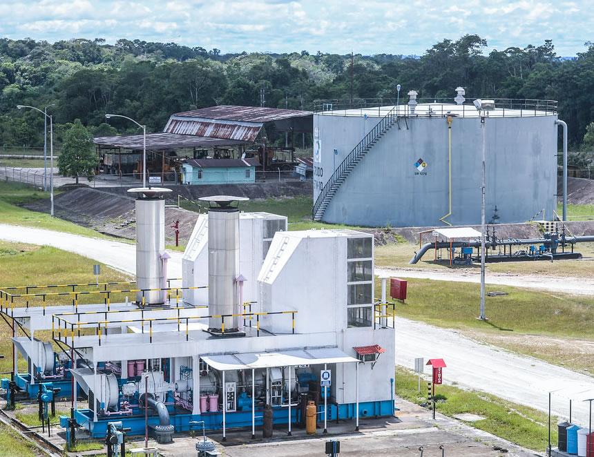 Yacimiento petrolero (Foto: Petroperu).