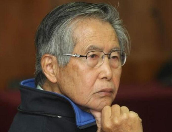 Alberto Fujimori, Perfil primer plano