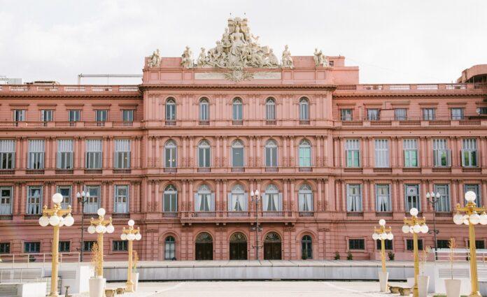Casa Rosada, sede del Gobierno de Argentina (Foto: Casa Rosada).