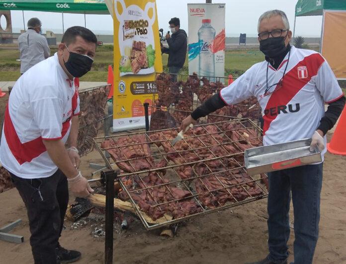 Vuelve a Huaral el Festival del Chancho Al Palo