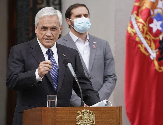 Presidente de Chile, Salvador Piñera (Foto: prensa.presidencia.cl)