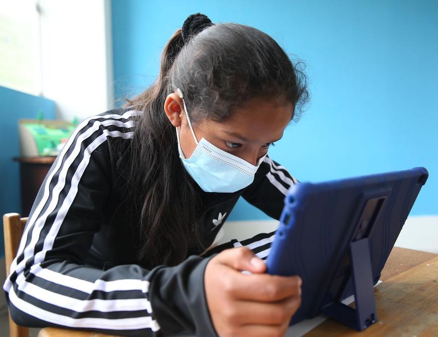 Las destrezas digitales, exigible a la escuela de hoy, serán parte del perfil del egresado (Foto: Minedu).