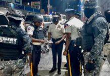 Despliegue policial tras el secuestro de 17 miembros de una misión cristiana en Haiti (Foto referencial: pnh.ht))