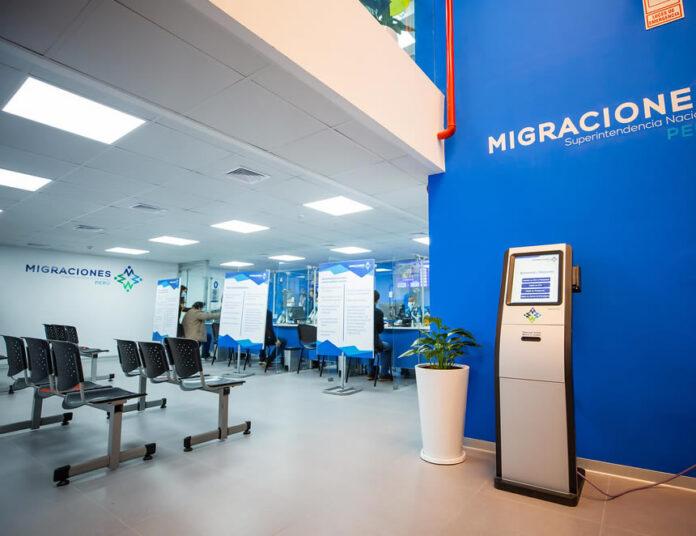 Migraciones suspenderá su servicio de emisión de pasaportes electrónicos este domingo (Foto: Migraciones).