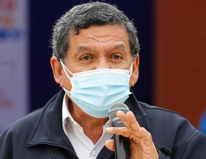Ministro de Salud, Hernando Cevallos Flores (Foto: Minsa).