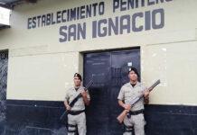 Establecimiento penitenciario de San Ignacio (Foto: INPE).
