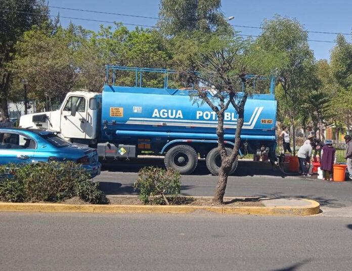 Subió la tarifa de agua potable en Arequipa (Foto: Sedapar).