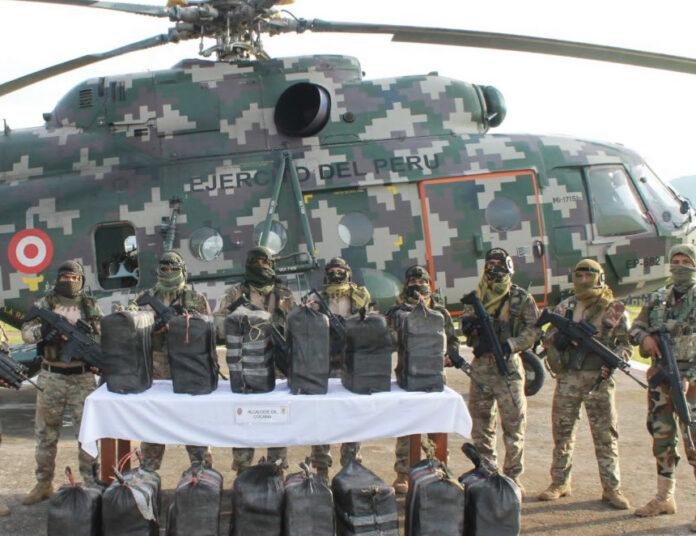 Miembros de las FF.AA. (Foto: CC.FF)